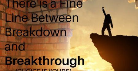 Check In Check Out – Breakthrough Mastery Week