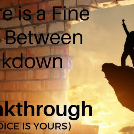 Check In Chuck Out – Breakthrough Mastery Week